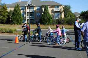 Bicycle Safety Training October 2011-10