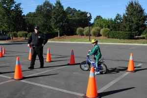 Bicycle Safety Training October 2011-12