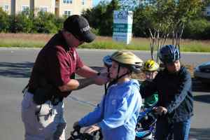 Bicycle Safety Training October 2011-13