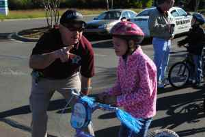 Bicycle Safety Training October 2011-15