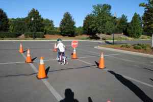 Bicycle Safety Training October 2011-16