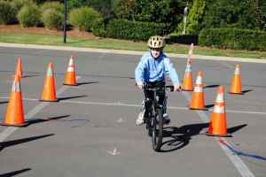 Bicycle Safety Training October 2011-17