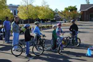 Bicycle Safety Training October 2011-2