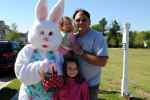 Easter Bunny At 2012 Governors Village Easter Egg Hunt - 1