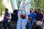Easter Bunny At 2012 Governors Village Easter Egg Hunt - 5