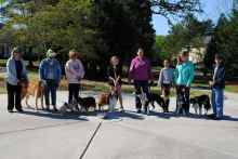2012 Governors Village Dog Parade
