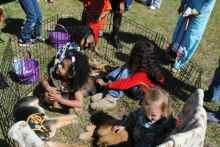 CARE At 2012 Governors Village Easter Egg Hunt - 06