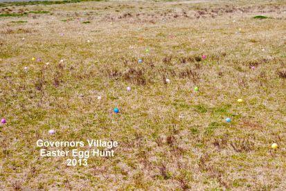Governors Village 2013 Egg Hunt - 01