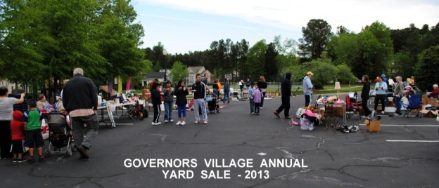 Community members make deals and have fun at the annual sale