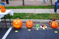 Pumpkin Carving Entries