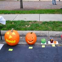 Pumpkin Carving Entries