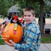 Pumpkin Turkey- 2nd Place