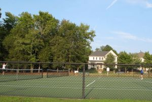 Tennis Courts at Governors Park