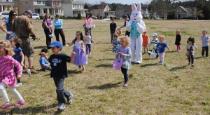 Governors Village 2013 Egg Hunt