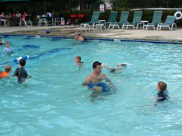 2014 Governors Village Pool Party