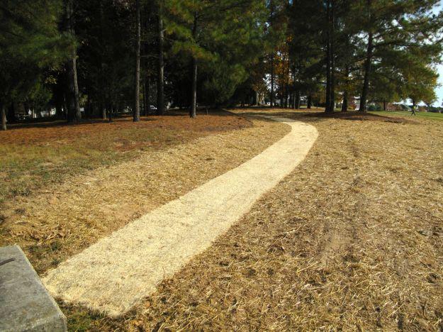 Top Of Baxter Improvement Project November 14, 2014