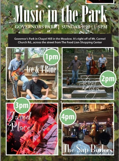 2015 Music In The Park